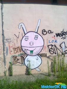 Граффити на Песках -3